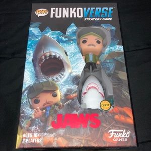 Chase Funkoverse Strategy Game Jaws